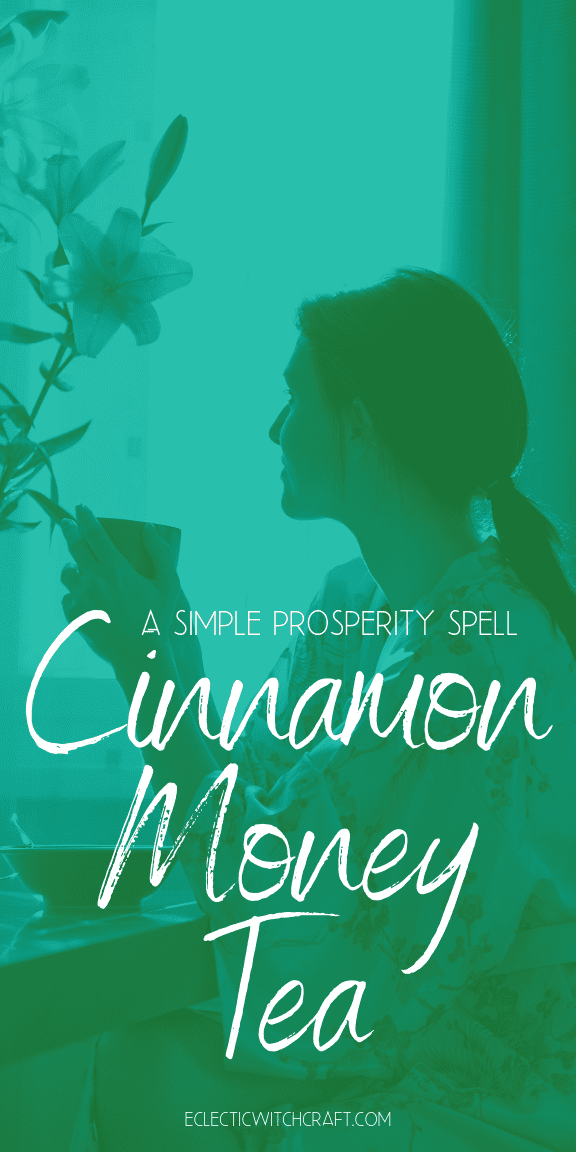 Are you looking for a powerful money spell that works fast? This quick and simple money spell requires only tea, cinnamon, and honey. Make this cinnamon money tea every day to get that raise at work, make your online business more profitable, or help you find a job. I use this easy quick money spell with a packed money candle spell. This cinnamon money tea is a simple money spell that works fast! Quick, easy, and cheap, this money spell will definitely become one of your go-to daily spells.
