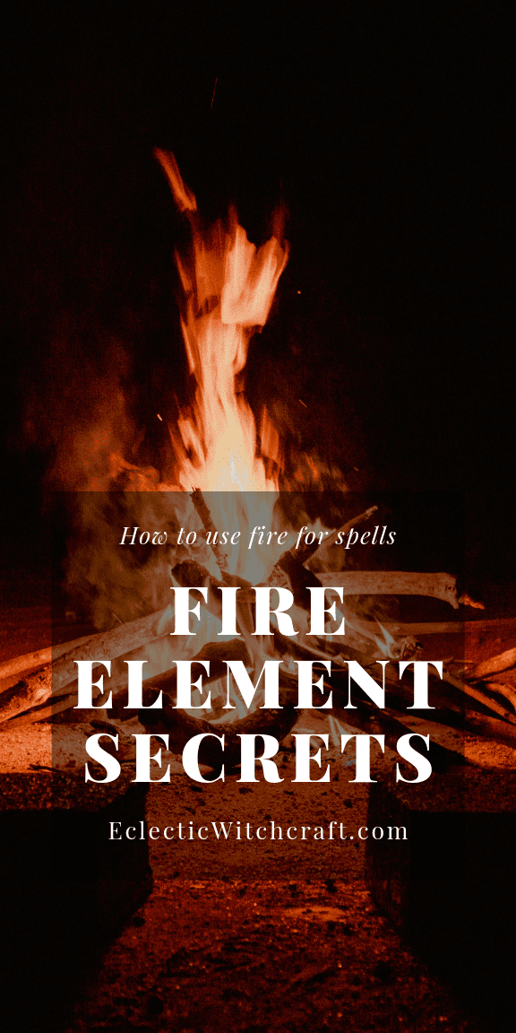 How to use fire for spells that work: fire element secrets. Fire witches and fire signs zodiac signs will love this information about the element of fire! Find out more about the fire element aesthetic. Symbols for fire element art and magic. Fire element personality and feng shui. Fire element correspondences and associations. Fire element crystals, herbs, plants, and magick. #fire #witchcraft #witch #magic
