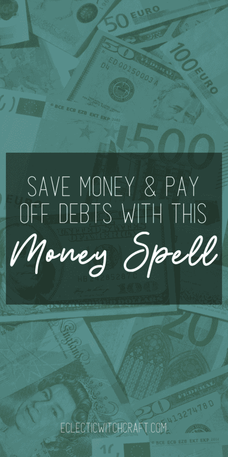 Find Financial Freedom With This Spell To Save Money