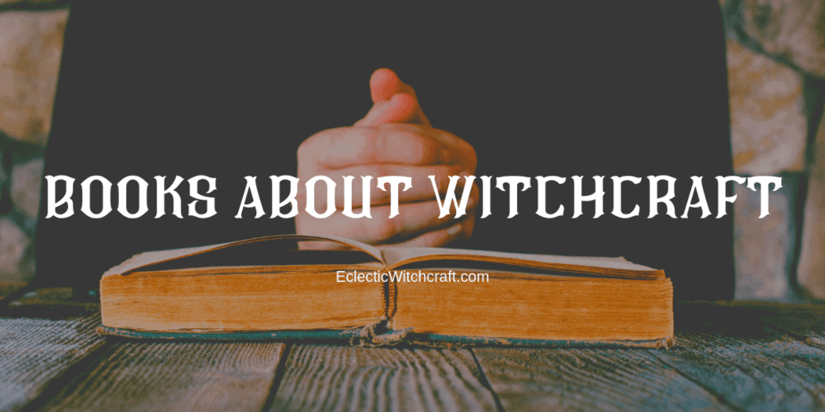 Books about witchcraft