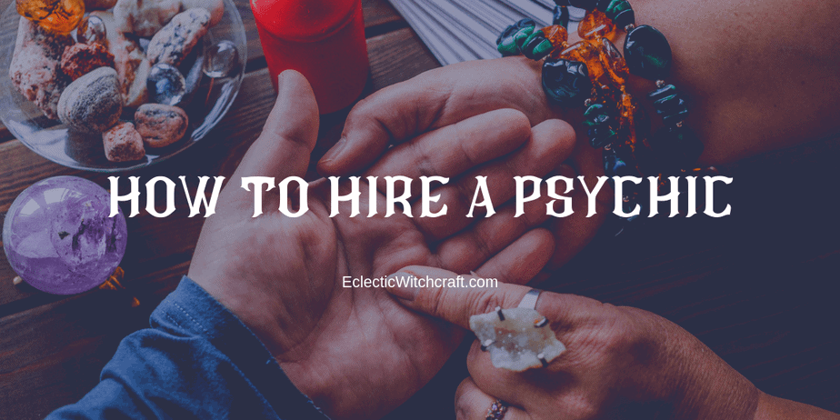 Decorative Image  |  How To Hire A Reputable Psychic Online  | When you want to hire a psychic online, what do you look for? And is an online psychic reading different from one that's done in person?