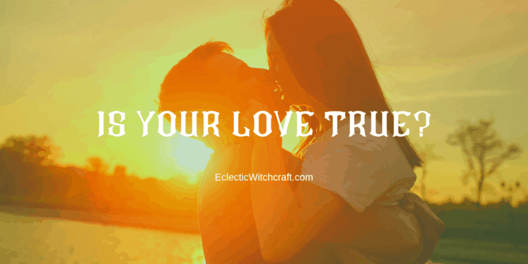When A Witch Falls In Love: A Real Love Spell That Works!