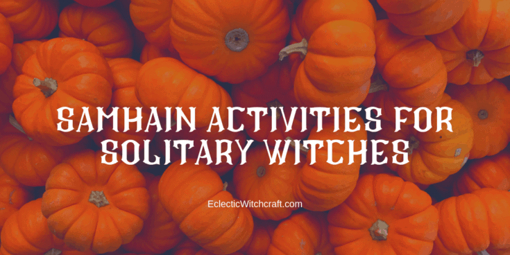 Decorative Image | Are Samhain And Halloween The Same? | It's common for people to think that Samhain and Halloween are the same holiday.