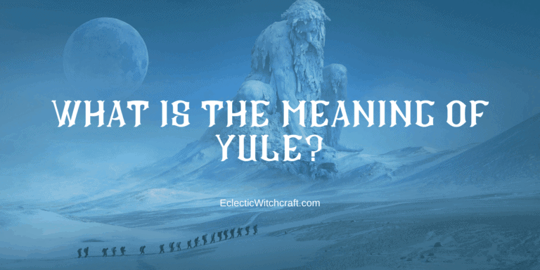 The Meaning Of Yule: Why We Celebrate The Coming Of The Sun