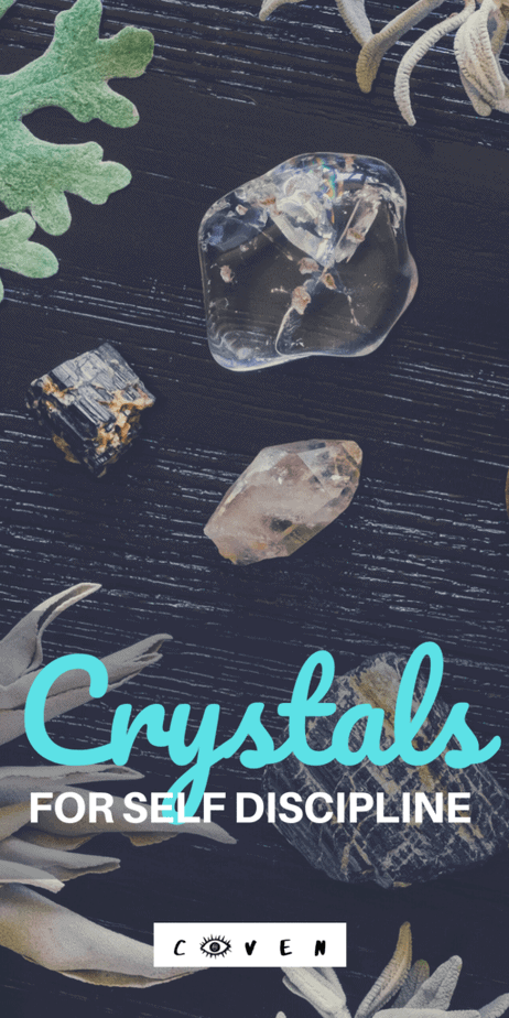 Crystals for self-discipline in the new year. If you really want to keep your New Year's resolutions, you may find you need help to do so. Don't worry! These crystals will help to keep you on track. Which crystals will you choose to empower your self-control? The top crystals for the new year. The best crystals for discipline. Crystals and gemstones for wise decisions. Crystals for exercise. Crystals for strength and health. #crystals #newyear #discipline #amethyst #obsidian #strength