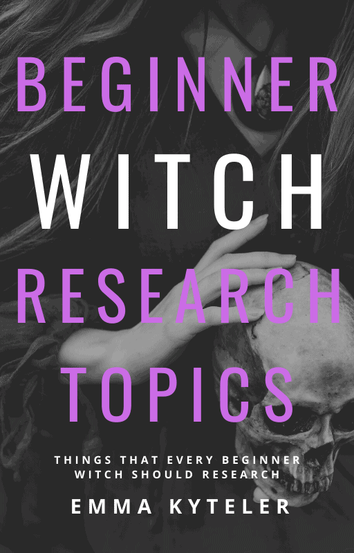 Beginner Witch Research Topics PDF