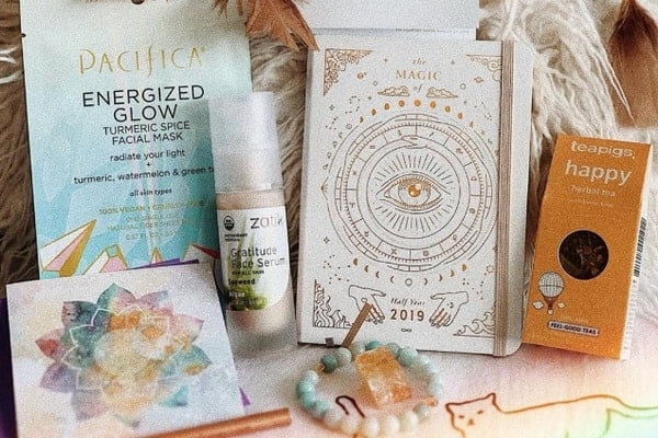 Try a Goddess Provisions box!