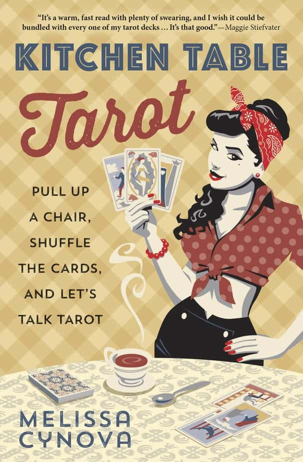 Decorative Image | 5 Tarot Books For Beginners: Learn Tarot Meanings Easily | When you first start getting serious about the tarot, you want to read the best tarot books for beginners.