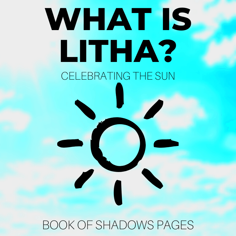 Litha: The Intense Power Of The Sun (10+ Tips For Pagans)