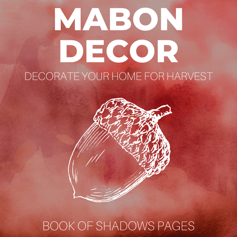 Decorate Your Home For Mabon: Fantastic Harvest Decor