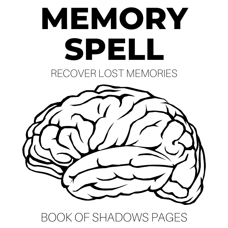Lost Memory Spell: Remember What You've Forgotten