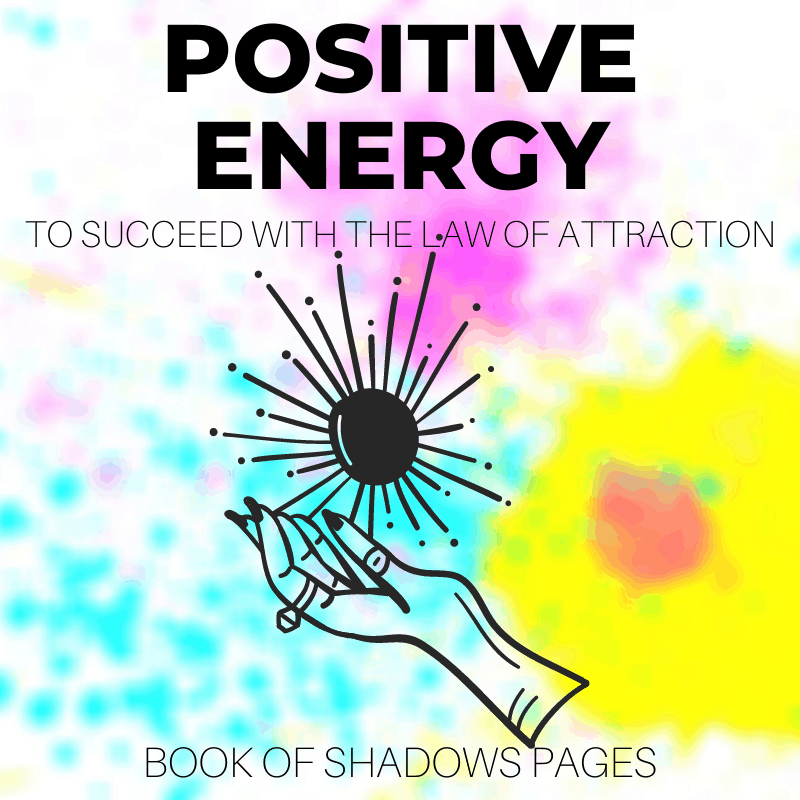 Use Positive Energy To Succeed With The Law Of Attraction