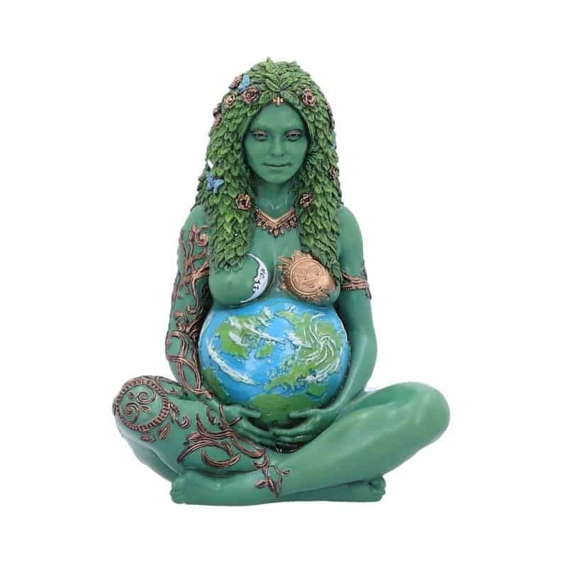 Mother Earth Art Figurine