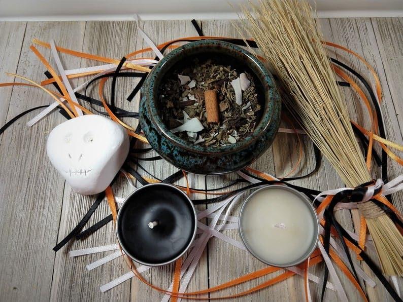Samhain Solo Ritual Kit