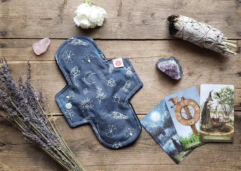 Witchy Cloth Panty Liners