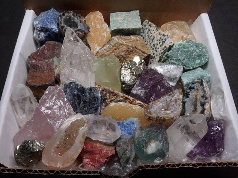 1 Pound Of Healing Crystals