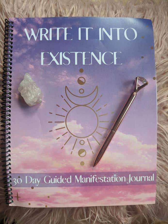 30 Day Manifesting Journal