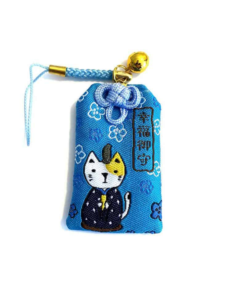Japanese Omamori Charms