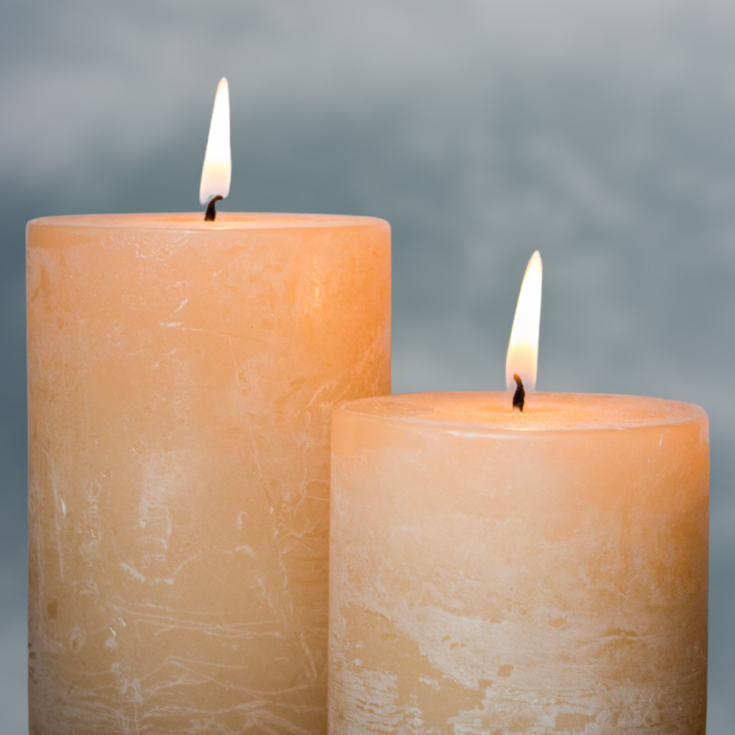 Aromatherapy candle making for witches