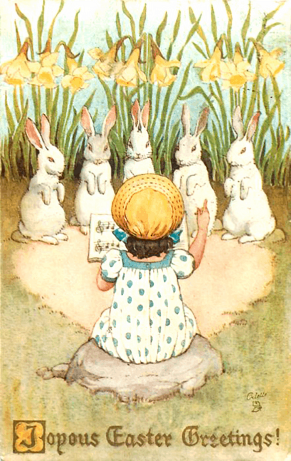 Decorative Image   Who Is The Goddess Ostara? The Truth About The Germanic Goddess Of Spring And Fertility   The story of the goddess Ostara, or Eostre, begins with a medieval monk named Bede. She isn't documented in any pagan sources and is only known through oral traditions and linguistic theories.