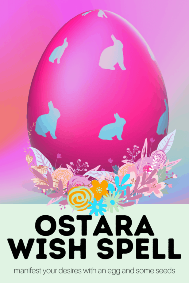 Decorative Image | Ostara Egg Spell To Manifest Your Desires | An Ostara egg spell is the perfect ritual to help you put your plans and preparations into motion for the warmer months. With a wish and an egg, you can work powerful magick during the Spring Equinox.
