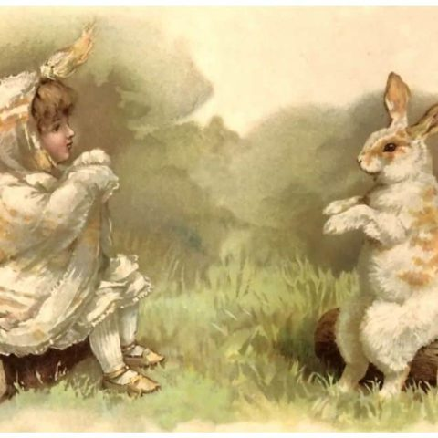 Decorative Image | Eostre Research And Ostara Rituals Round Up | For modern pagans and witches, Ostara is the celebration of spring. The holiday is a time when fertility, growth and new life are celebrated. The holiday falls on the Spring Equinox.