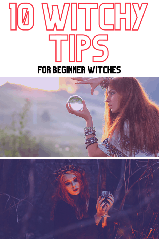 Witch aesthetic images. Tips for baby witches and beginner witches.