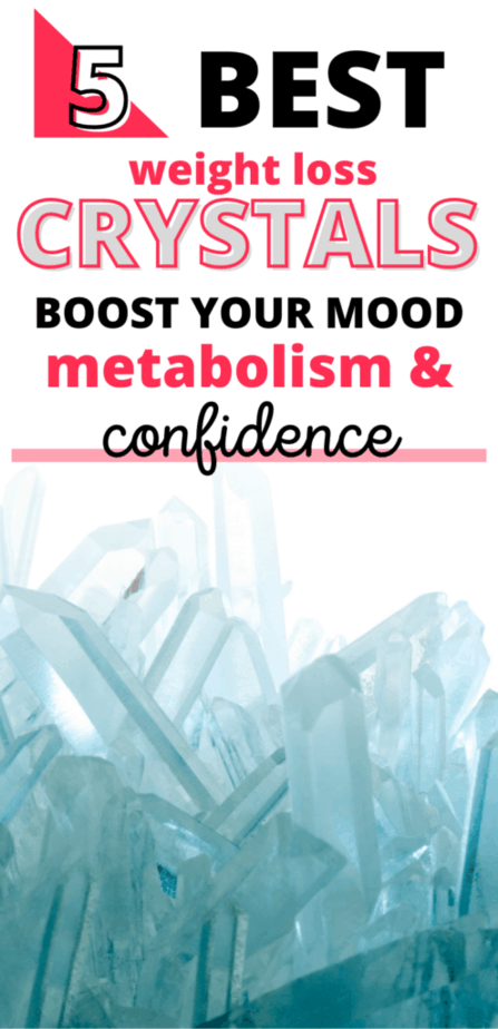 5 best weight loss crystals boost your mood metabolism and confidence. Blue crystals.