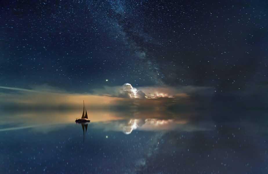 Star reflection