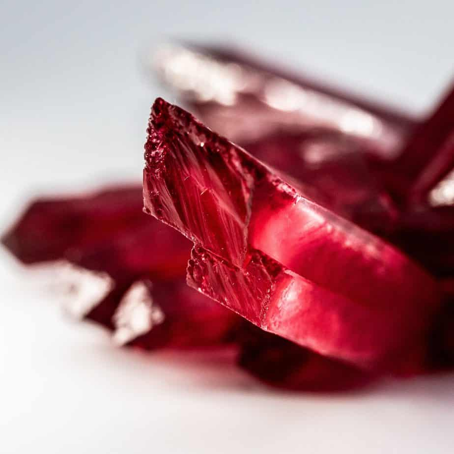 Red crystals meanings in witchcraft