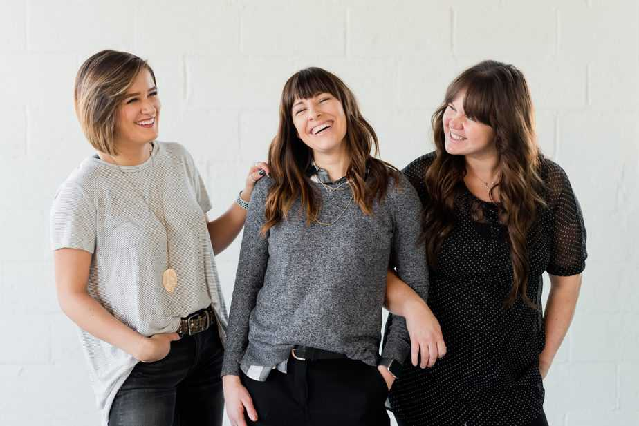 Strong women, female business owners share a laugh as they discuss trendy topics and enjoy life. Kulør Hair Design and Color Studio is the best place for hair styling, located at 22 East Center Street in Logan, Utah. https://www.instagram.com/kulorsalon/https://www.kulorsalon.com/435-213-9075https://www.aveda.com/salon/KulorSalonhttps://www.instagram.com/AwCreativeUT/https://www.AwCreativeUT.com/#AwCreativeUT Adam Winger #awcreative #AdamWinger