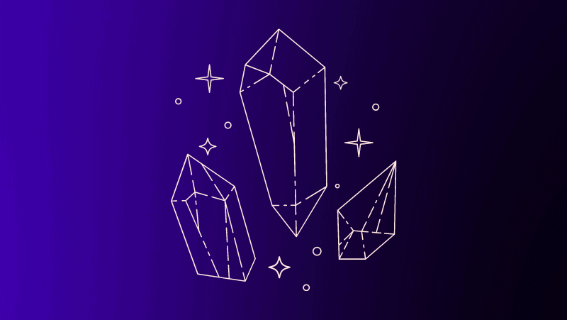 Crystals for covens