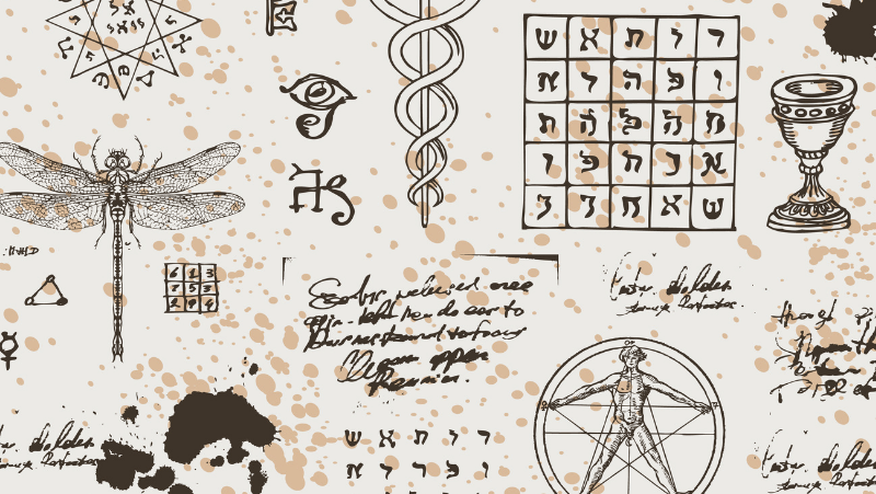 Esoteric and occult symbols